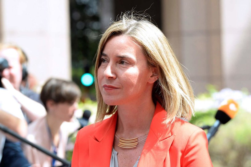 Federica Mogherini /THIERRY CHARLIER /AFP