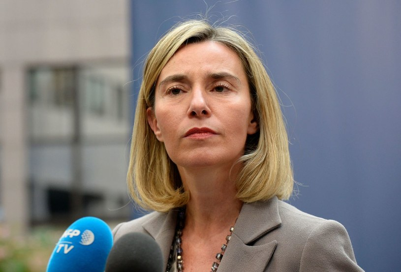 Federica Mogherni /AFP