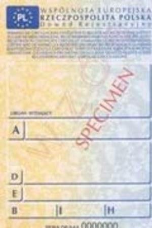 Felerny system rejestracji