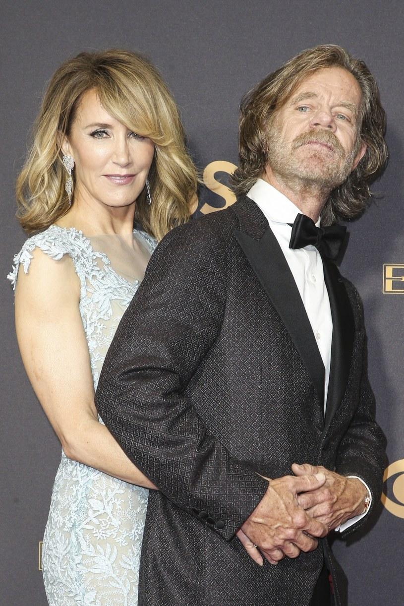 Felicity Huffman i William H. Macy /East News