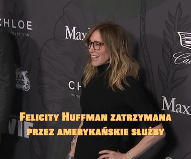 """Felicity Huffman ma kłopoty z prawem. Aktorka """"Gotowych na wszystko"""" dawała łapówki"""