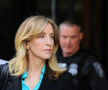 Felicity Huffman skazana na więzienie za aferę łapówkarską