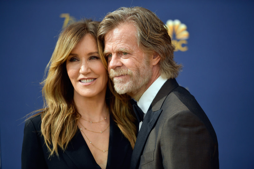 Felicity Huffman, William H. Macy /Matt Winkelmeyer /Getty Images
