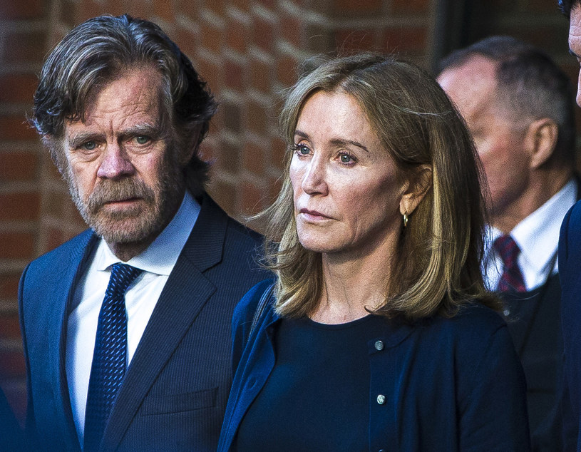 Felicity Huffman /Nic Antaya for The Boston Globe /Getty Images