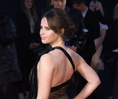 Felicity Jones: Główna bohaterka jest w ciąży