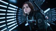 """Felicity Jones o filmie """"Łotr 1. Gwiezdne wojny - historie"""""""