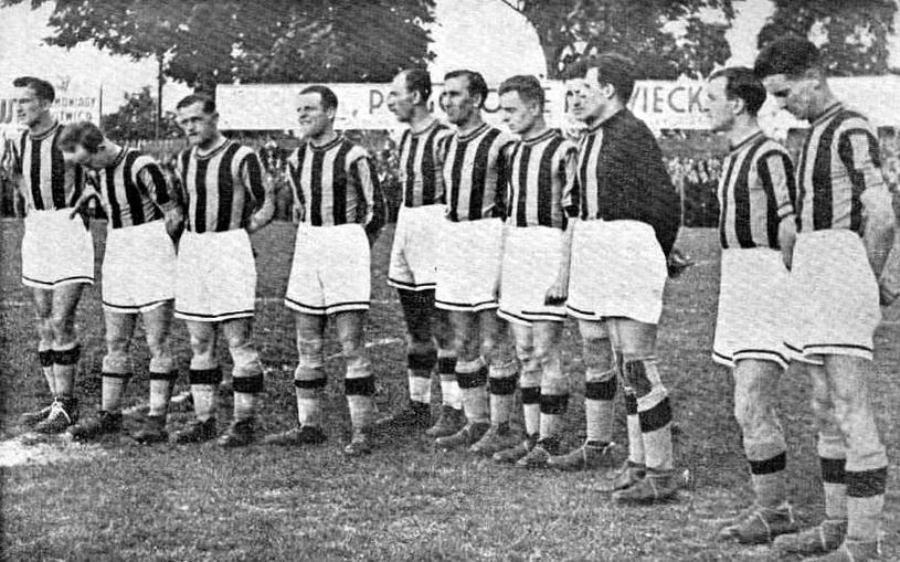 Felicjan Sterba był nie tylko wybitnym zawodnikiem Pogoni Lwów, ale także działaczem i kibicem /Wikimedia Commons /INTERIA.PL/materiały prasowe