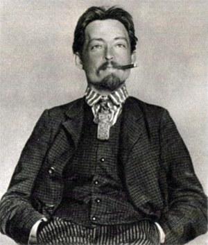 Feliks Dzierżyński z cygarem, fot. Wikipedia Commons /materiały prasowe