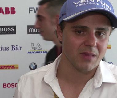 Felipe Massa: Formuła 1 jest zbyt przewidywalna. Wideo