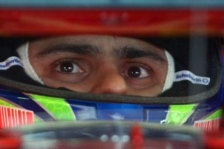 Felipe Massa / kliknij /AFP