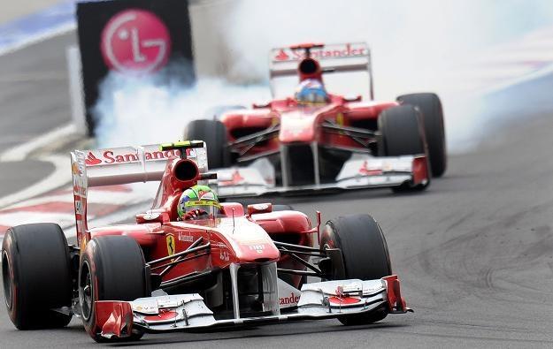 Felipe Massa (na zdjęciu) w przeszłości był poszkodowaną osobą wypadku /AFP