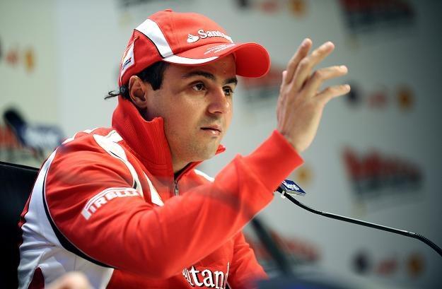 Felipe Massa otrzymał kolejną szansę /AFP