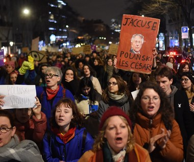 """Feministki nazywają Polańskiego """"gwałcicielem"""""""