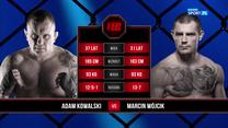 FEN 31. Adam Kowalski - Marcin Wójcik. Skrót walki (Polsat Sport). wideo