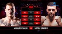 FEN 36. Michał Piwowarski - Bartosz Szewczyk. Skrót walki. WIDEO (Polsat Sport)