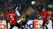 Fenerbahce Stambuł - Manchester United 2-1 w 4. kolejce Ligi Europejskiej