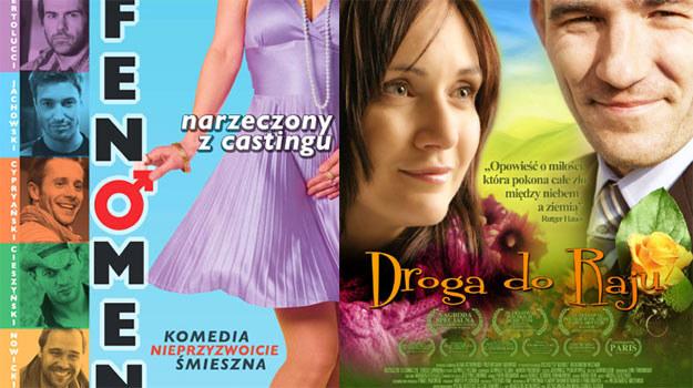"""""""Fenomen"""" i """"Droga do raju"""" - to dwie premierowe propozycje made in Poland na ten tydzień /materiały dystrybutora"""