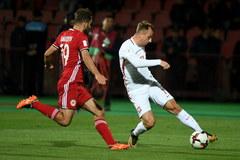 Fenomenalny mecz Polaków. Zobacz zdjęcia ze spotkania biało-czerwonych w Erywaniu