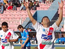"Fenomenalny ""Scorpion kick"" - cudowny gol z Boliwii!"