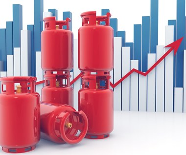 Fenomenalny skok cen gazu i energii