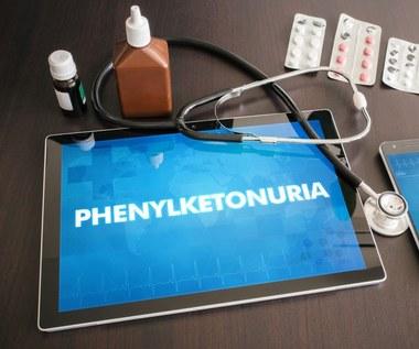 Fenyloketonuria: Przyczyny, objawy i leczenie