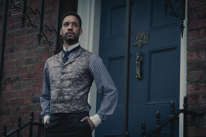 """""""Ferajna z Baker Street"""": Royce Pierreson /Netflix /materiały prasowe"""
