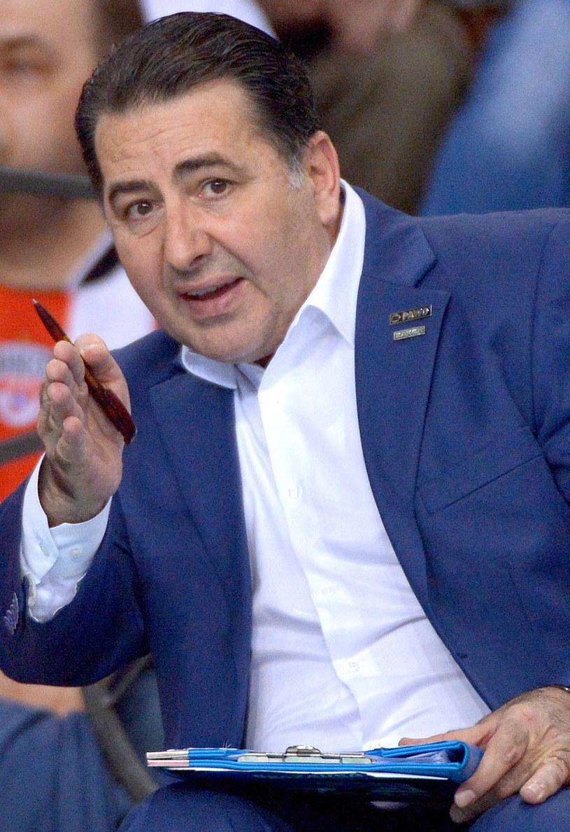Ferdinando De Giorgi /Fot. Darek Delmanowicz /PAP