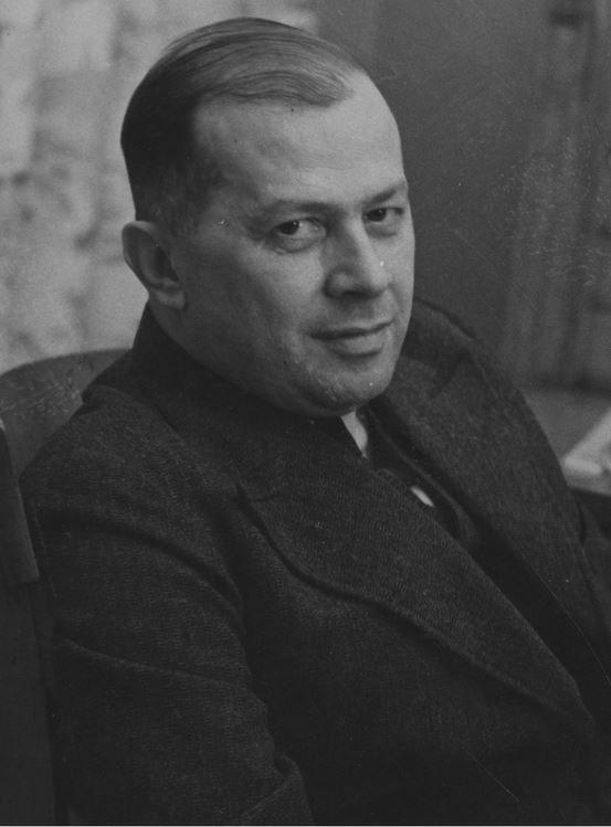 Ferdynand Goetel /Z archiwum Narodowego Archiwum Cyfrowego