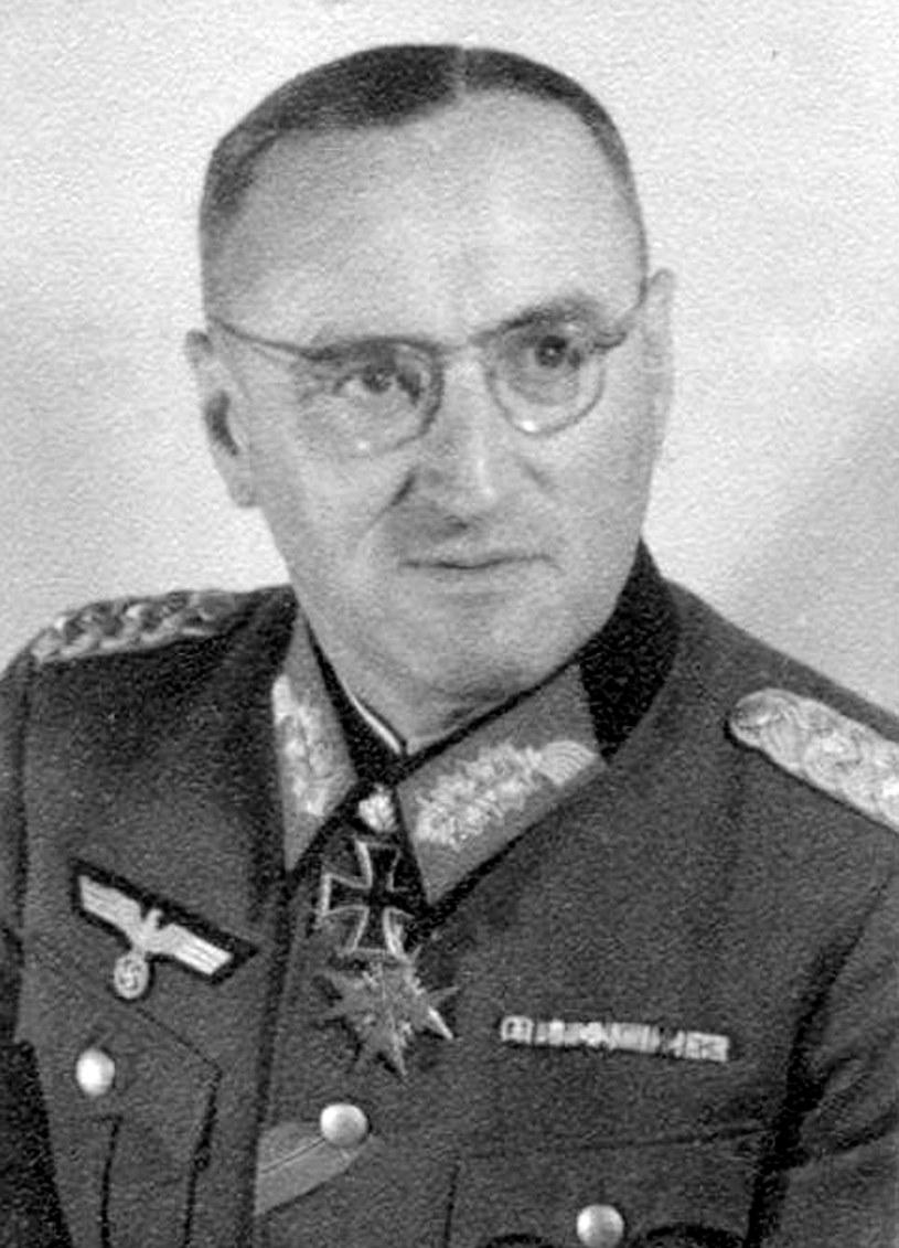 Ferdynand Schörner /Odkrywca