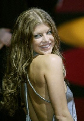 Fergie (Black Eyed Peas) /AFP
