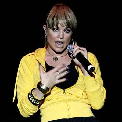Fergie (Black Eyed Peas) /arch. AFP