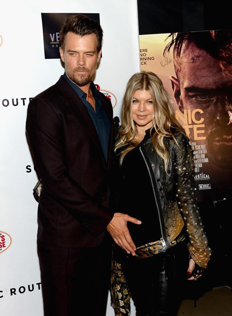 Fergie i jej mąż Josh Duhamel /Getty Images