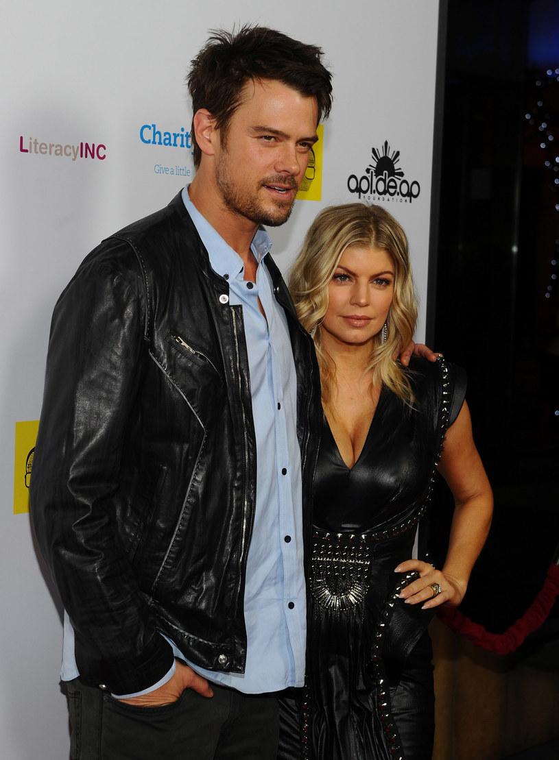 Fergie i Josh Duhamel /Michael Buckner  /Getty Images