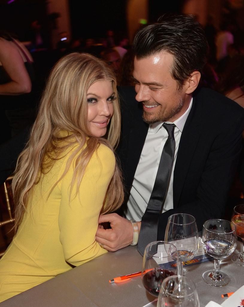 Fergie i Josh Duhamel /Jason Merritt /Getty Images
