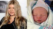 Fergie pokazała zdjęcie synka. Dzień po porodzie!