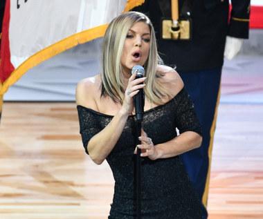 Fergie skrytykowana za wykonanie hymnu przed Meczem Gwiazd NBA