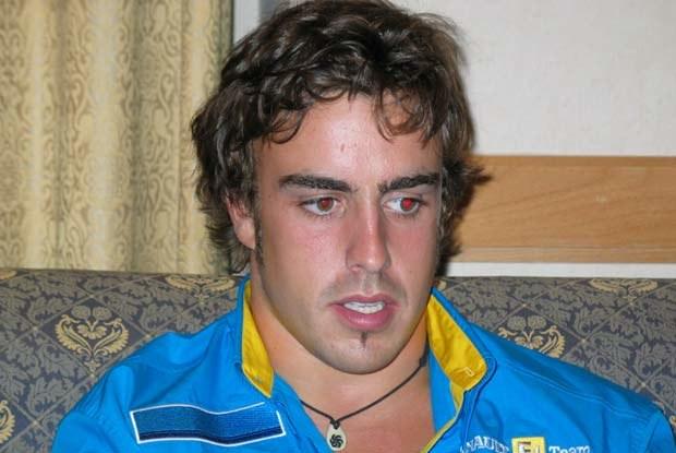 Fernando Alonso (kliknij) /INTERIA.PL