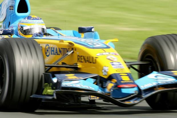 Fernando Alonso / Kliknij /AFP