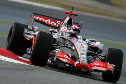 Fernando Alonso (McLaren Mercedes) / kliknij /AFP