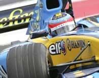 Fernando Alonso wygrał GP Niemiec /AFP