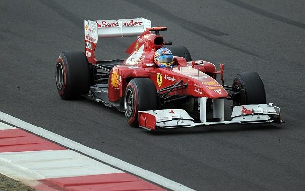 Fernando Alonso /AFP