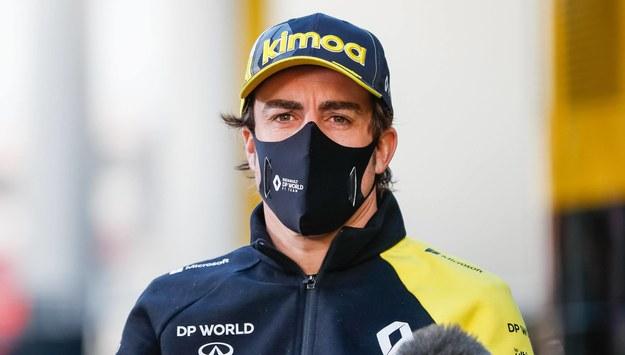 Fernando Alonso /HASAN BRATIC /PAP/EPA
