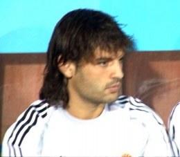 """Fernando Morientes chce grać, a nie """"grzać"""" ławkę /INTERIA.PL"""