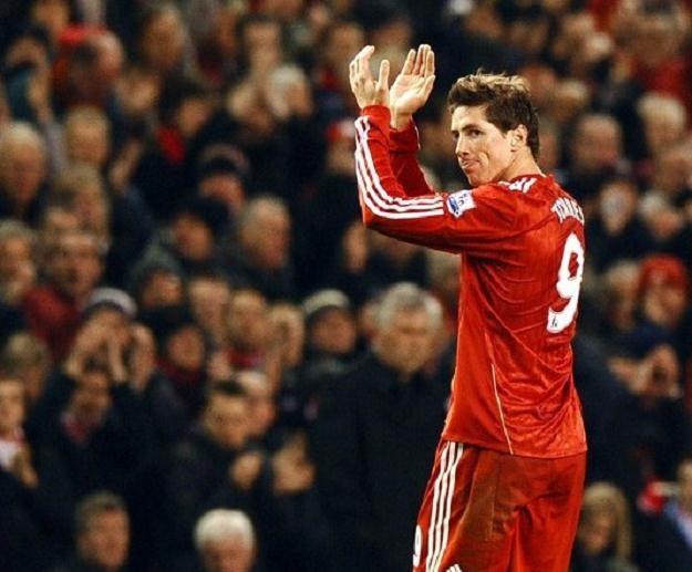 Fernando Torres na Anfield Road już nie usłyszy braw. /AFP