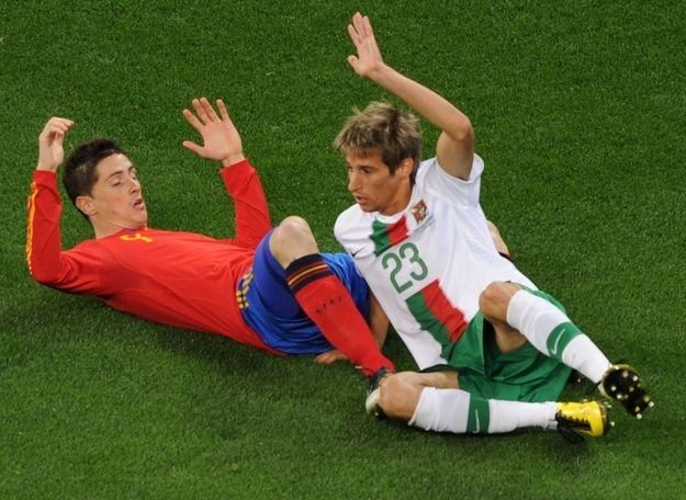 Fernando Torres wrócił z mundialu z Pucharem Świata i kontuzją /AFP