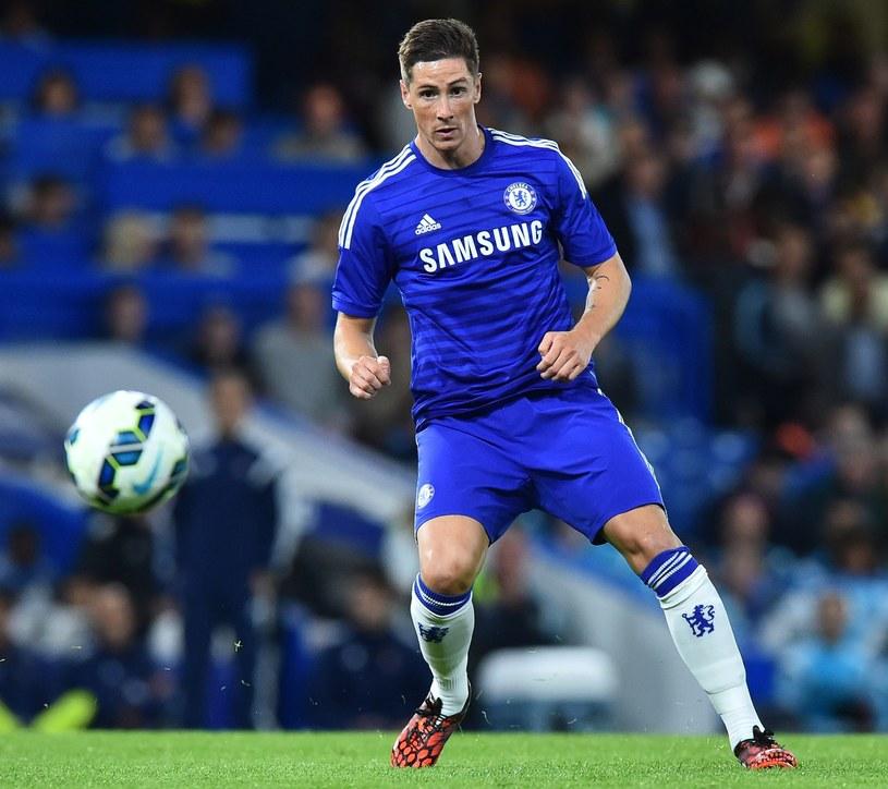 Fernando Torres zamieni Premier League na Serie A /AFP