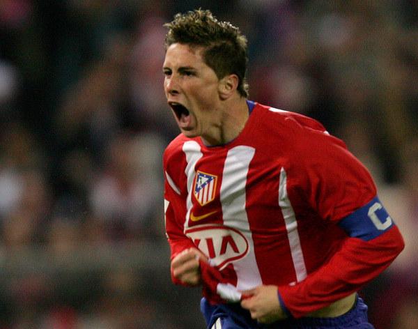 Fernando Torres znów założy koszulkę Atletico? /AFP