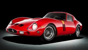 Ferrari 250 GTO - samochód prawie bezcenny