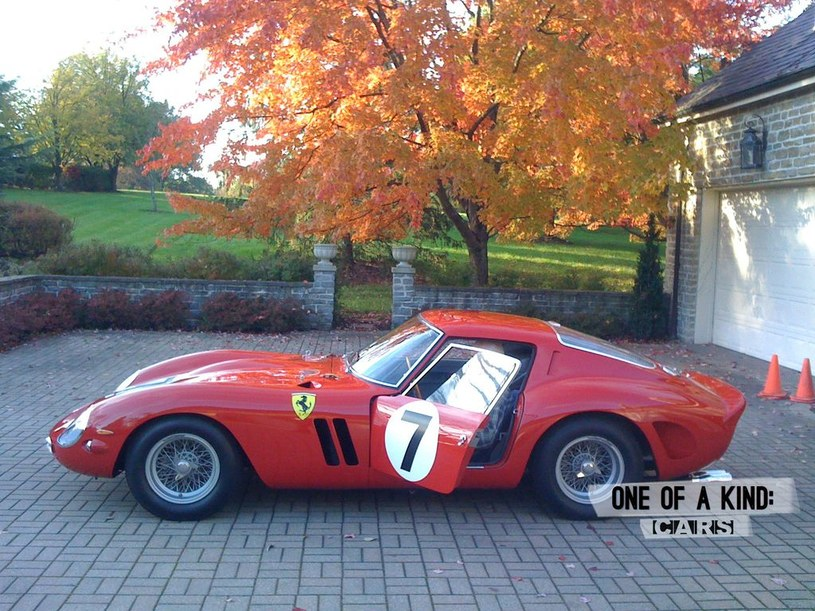 Ferrari 33 GTO. 12-cylindrowy potwór /Discovery World