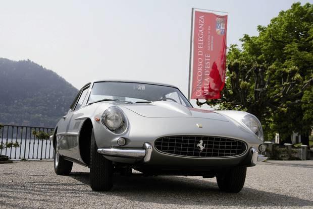 Ferrari 400 SA Coupé Aerodinamica Pinin Farina, 1963 / Kliknij /INTERIA.PL